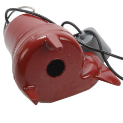 """1/2 HP Auto Submersible Pump, 115V, 10' Cord<br>2"""" Discharge Product Image"""