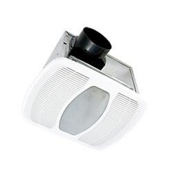 LEDAK100 Exhaust Fan w/ LED Light (100 CFM) Product Image