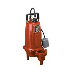 """1-1/2 HP Auto Submersible Pump, 230v, 25' Cord<br>2"""" Discharge Product Image"""