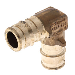 """1/2"""" ProPEX Elbow (Lead Free Brass) Product Image"""