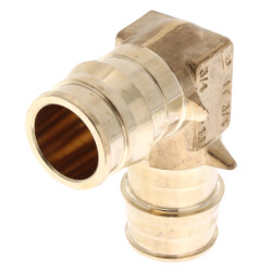 """3/4"""" ProPEX Elbow (Lead Free Brass) Product Image"""