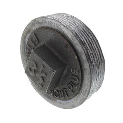 """3-1/2"""" Lead Fit-All Cleanout Plug Product Image"""