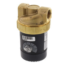 "Ecocirc Circulator w/ Multi-Speed, Lead Free Brass (1/2"" FPT) Product Image"