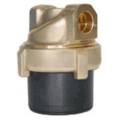 """D5 SOLAR/090B, Bronze Solar Circulator, 12-24 Volts (1/2"""" Sweat)  Product Image"""