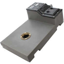 4/10 HP Low Profile Assembled Sewage System - 115V Product Image