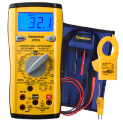 LT17A, Classic Style Digital Multimeter<br>w/ Temperature Product Image