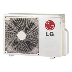 9,000 BTU Ductless Single Zone Inverter Heat Pump & Air Conditioner (Outdoor Unit) Product Image