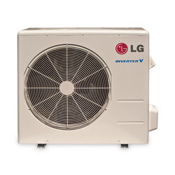 18,000 BTU Ductless<br>1 Zone Inverter AC/Heat Pump (Outdoor Unit) Product Image
