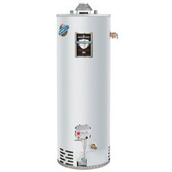 "30 Gal. Defender Safety System Atmos. Vent Heater, 48"" Height (NG) Product Image"