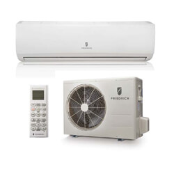 J Series 9,000 BTU Wall Mounted Single Zone Cool Only Mini-Split Air Conditioner (Package) Product Image