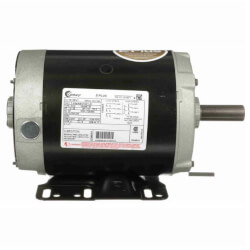 1.0-.25 HP 200-230v General Purpose Motor, 3 PH, 1725/850 RPM, 2 Speed, 56 Frame, ODP Product Image