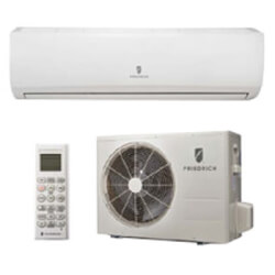 J Series 10,600 BTU Wall Mounted Single Zone Cool Only Mini-Split Air Conditioner (Package) Product Image