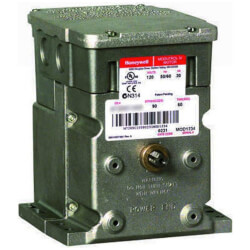 24/120/230V Non-Spring Return Foot Mounted Actuator w/ 2 Internal Aux. Switches, 150 lb-in. Product Image