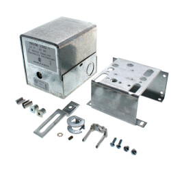 Spring Return Foot Mounted Actuator, 20 lb-in Product Image