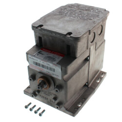 24V Spring Return Foot Mounted Actuator, 60 lb-in Product Image