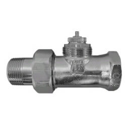 "3/4"" Threaded x Male Union Straight Valve with Straight Nipple (9000176) Product Image"