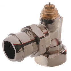 "1-1/4"" NPT x 1-1/4"" Male Union Horizontal Angle Vlv w/ Strt Nipple (9000182) Product Image"