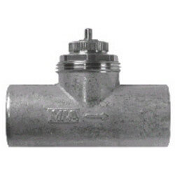 "3/4"" Sweat 3/4""<br>Sweat Straight Valve,<br>2.5 Cv (9000188) Product Image"
