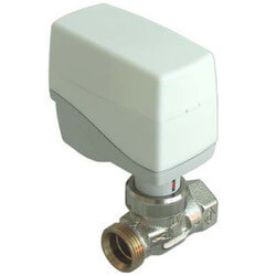 28mm Wireless Small Battery-Powered Actuator (32°F to 104°F) Product Image