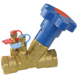 "1/2"" NPT STV Low Lead Manual Balancing Valve Product Image"