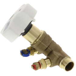 "1/2"" Sweat STVL<br>Low Lead Manual Balancing Valve Product Image"