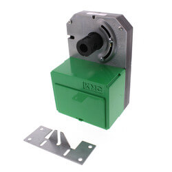 Direct-Coupled Rep. Damper Actuators for Res. Round Zone Dampers Product Image
