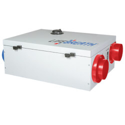 METRO 120 D Residential Heat Recovery Ventilator, Recirculating Defrost, 126 CFM Product Image