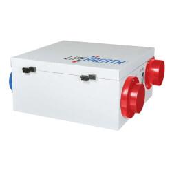 METRO 120 ERV Residential Heat Recovery Ventilator, 129 CFM Product Image