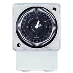 MIL72 Series Surface/DIN Rail Mount Time Switch, 21A, SPDT (120V) Product Image