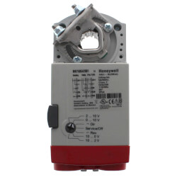 Modulating Floating Non Spring Return Actuator<br>(44 lb-in) Product Image