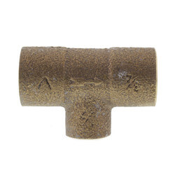"""3/4"""" x 1/2"""" Bronze Monoflo Tee Product Image"""