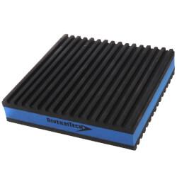 """E.V.A. Anti-Vibration Pad 4"""" x 4"""" x 7/8"""" Product Image"""