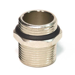 "Supply/Return Adapter to 1"" Male NPT Product Image"