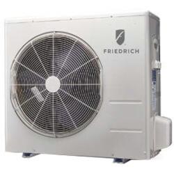 J Series 22,000 BTU Wall Mounted AC/Heat Pump (Outdoor Unit) Product Image