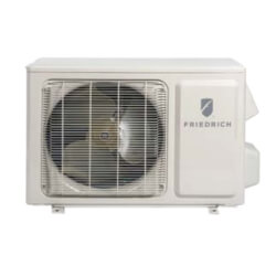 9,000 BTU Floating Air Wall Mounted Ductless AC/Heat Pump (Outdoor Unit) Product Image