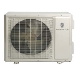 33,600 BTU Floating Air Wall Mounted Ductless AC/Heat Pump (Outdoor Unit) Product Image