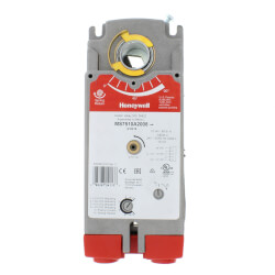 Two Position Damper Actuator w/ SR for HVAC (88 lb-in) Product Image