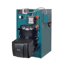 69,000 BTU Output, 288 Sq. Ft. Steam Boiler w/o Tankless Coil (Oil) Product Image