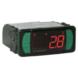 12/24v Digital Controller and Indicator with Natural Defrost through Compressor Shutdown Product Image