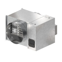 """12"""" Makeup Air Heater (20 kW) Product Image"""