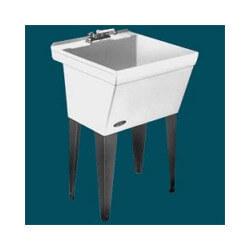 M17w Mustee M17w Durastone Utilatub Laundry Utility