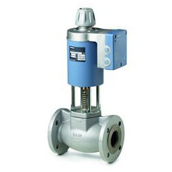 "MVF461H 3/4"" 2-Way Magnetic Control Valve<br>w/ Weld Flanges, 5.9 Cv Product Image"
