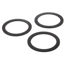 """1"""" MX Series Replacement Gaskets (3 Pack) Product Image"""