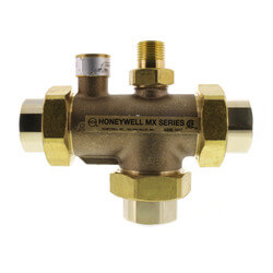"1"" NPT MX Mixing Valve (Lead Free) Product Image"