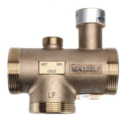 "1-1/4"" NPT MX Mixing Valve (Lead Free) Product Image"