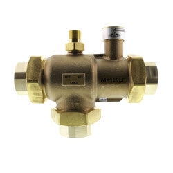"1-1/2"" NPT MX Mixing Valve (Lead Free) Product Image"