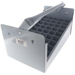 "1"" Steel Nipple Caddy Tray (50 Pcs. Capacity) Product Image"