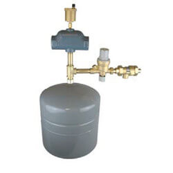 """Boiler Kit w/ AutoFill & Backflow, 1"""" FNPT Air Purger, & 4.4 Gal. Tank Product Image"""