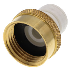 """3/8"""" x 3/4"""" Female Connector Garden Hose (Brass) Product Image"""