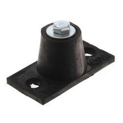Double Deflect Neoprene Mount Vibration Isolator (60-125 lbs Capacity) Product Image